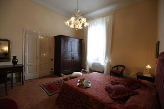 """Villa La Fornacina: Suite Beethoven """"camera matrimoniale"""""""