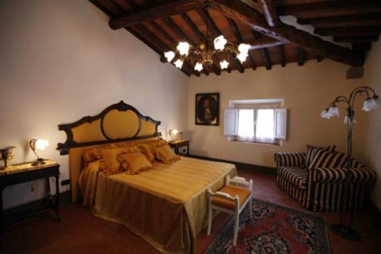 """Villa La Fornacina: Suite Bach """"camera matrimoniale"""""""