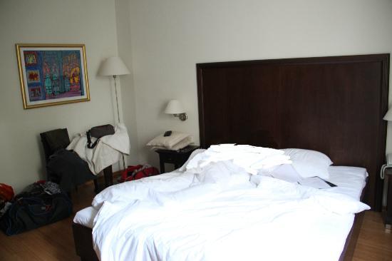 Hotel Croatia: Family room