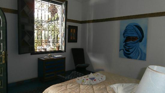 Riad Dar Alfarah: Suite Touareg