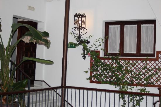 Palacio San Bartolome: habitaciones