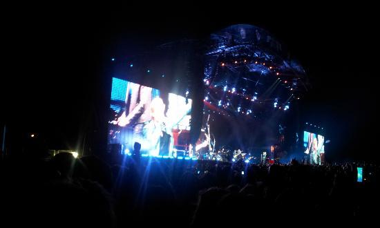The Stone Pony: Bamboozle Festival 2012 - Bon Jovi