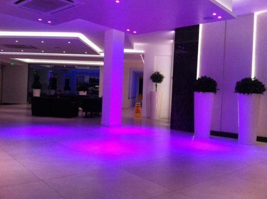 Christofinia Hotel: Hotellobby