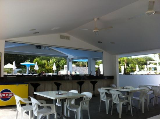 Christofinia Hotel: Poolbar