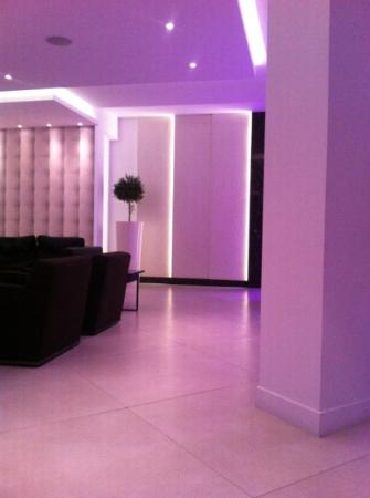 Christofinia Hotel: Lobby