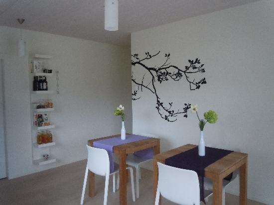 B&B Calm Comme a la Maison: Smart and cosy decoration