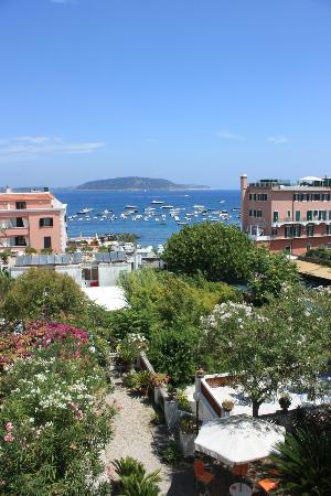 Hotel Villa Panoramica Ischia Via Pontano