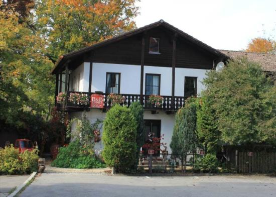 Gästehaus Schöberl: Luitpoldstrasse 16