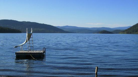 Ponderosa Resort at Canim Lake, BC