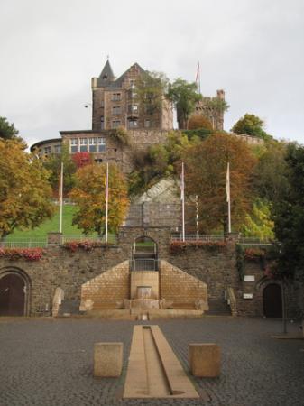 NH Bingen: Castle Klopp Bingen
