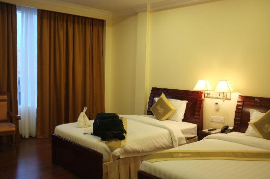 Starry Angkor Hotel : Chambre