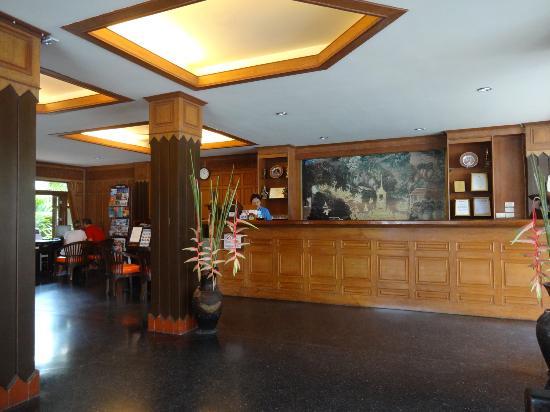 Thai House Beach Resort: Lobby