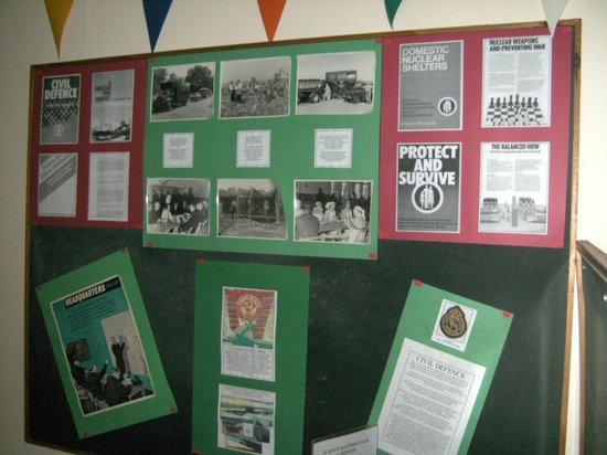 RAF Holmpton: Bunker snap