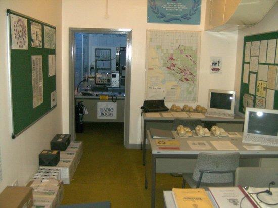 RAF Holmpton: Another bunker snap.