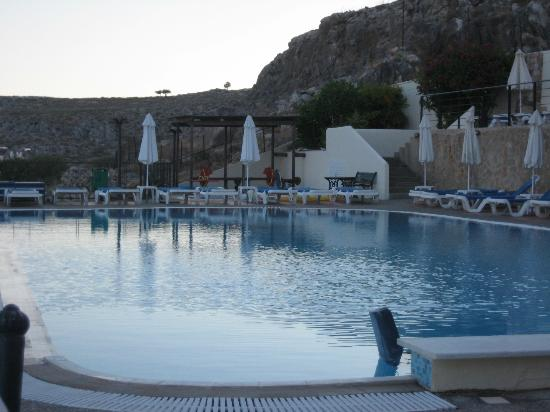 Lindos Horizon: Pool