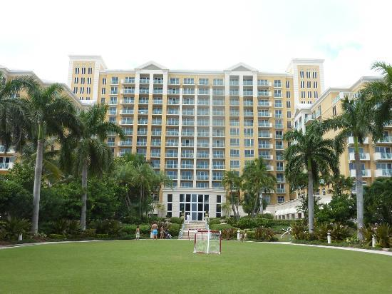 view from balcony picture of the ritz carlton key. Black Bedroom Furniture Sets. Home Design Ideas