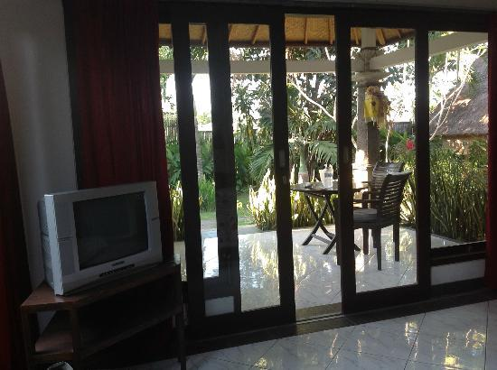 Senyum Villas: view of the room