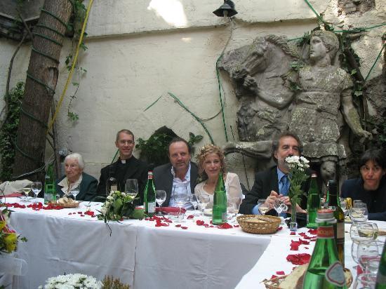 Romantico bild von il giardino romano rom tripadvisor