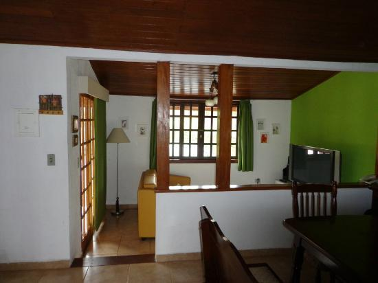 Pousada La Villa del Valle: Inside the house