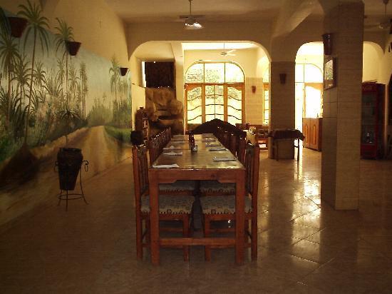 Hotel Kareem : restaurant
