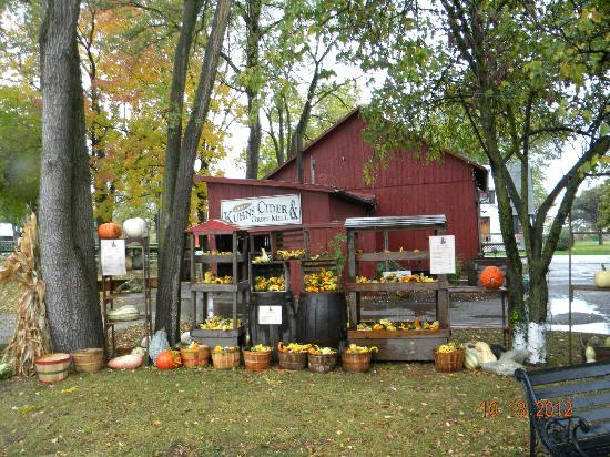 Amish Acres: One of the shops