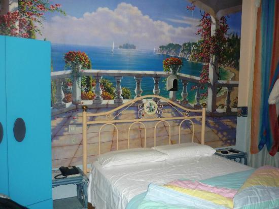 Hotel Parco Europa : carina la camera!
