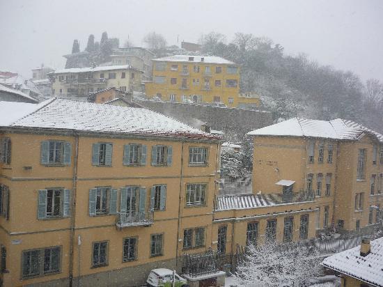 Hotel Parco Europa : e al risveglio... neve!