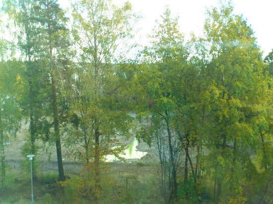 Scandic Espoo: View from room