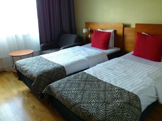 Scandic Espoo: Twin room