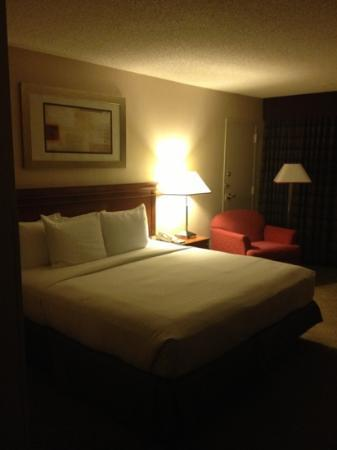 Hilton Washington DC North Gaithersburg: my room