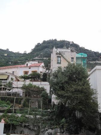 Villa Romana Hotel: la sola vista decente...