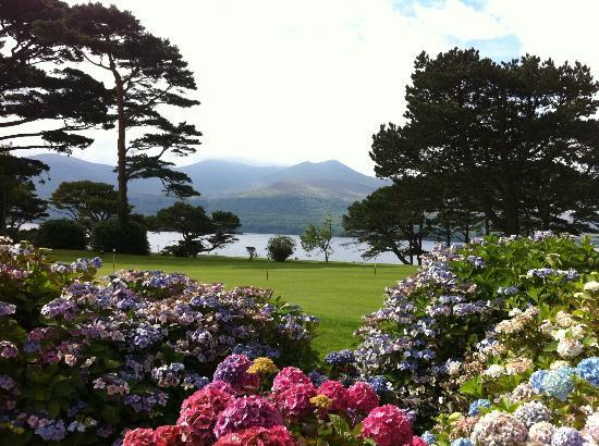 Woodlands Bed & Breakfast: Killarney Golf and Fishing Club (Home of Irish Open); 5 minute drive from Woodland's B & B