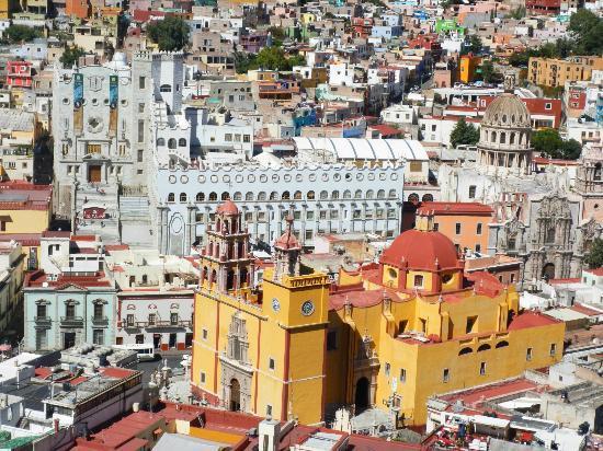 Holiday Inn Express Guanajuato: Guanajuato, Patrimonio Cultural de la Humanidad.