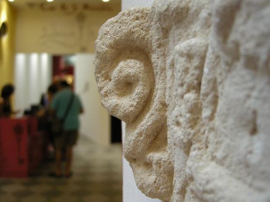 Centro de Interpretacion Juderia de Sevilla : Acceso al Centro de Interpretación Judería de Sevilla