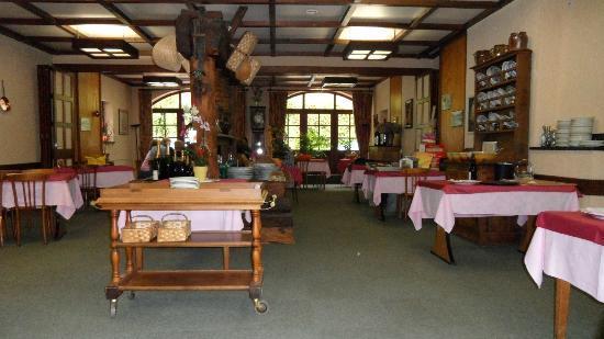 Restaurant Vieillevie La Terrasse