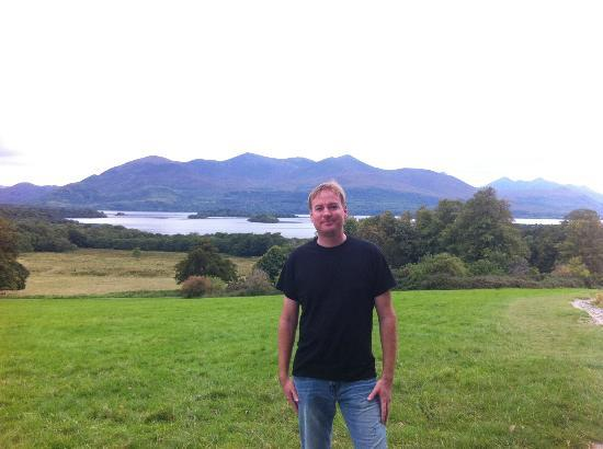 Woodlands Bed & Breakfast: Killarney National Park (View is short walk from Woodland's B & B)