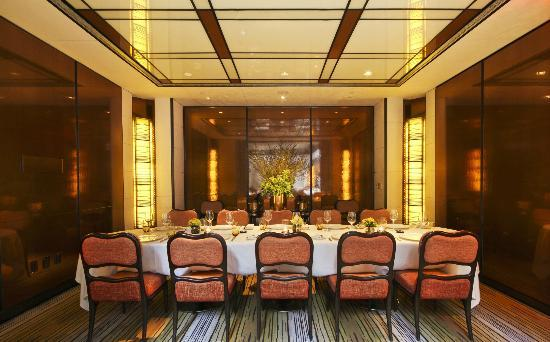 The Mark Restaurant By Jean Georges   Private Dining Room