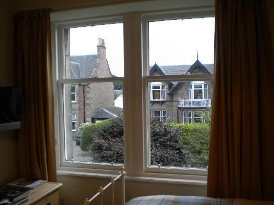 An Grianan: Vista dalla finestra