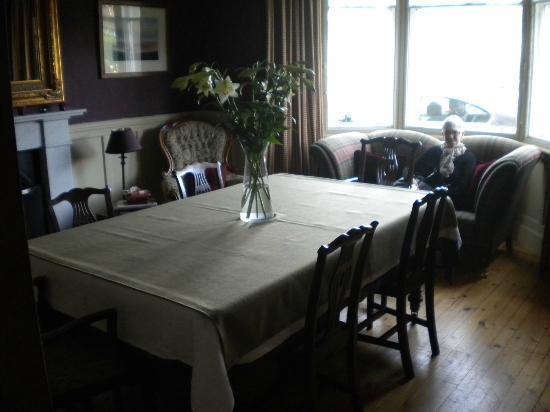 An Grianan: Sala da pranzo