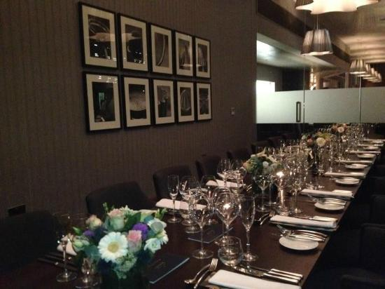 private dining room picture of aalto restaurant