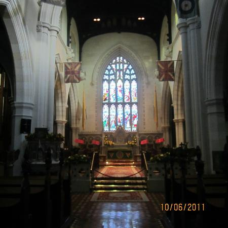 Derry, UK : Interior