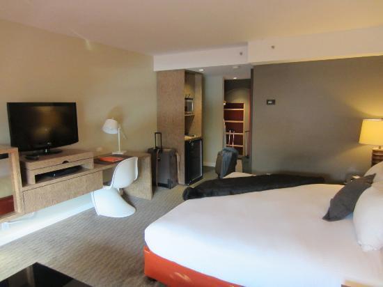 Adara Hotel: Bedroom