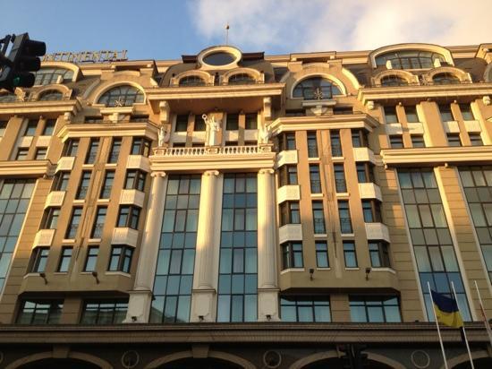 InterContinental Kiev : Kiev