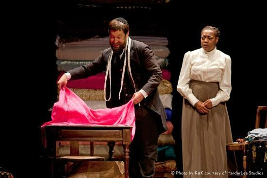 Alberta Theatre Projects: Intimate Apparel by Lynn Nottage