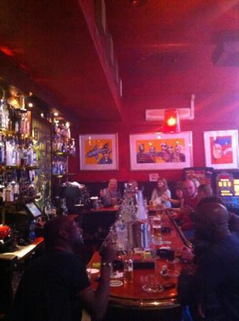 Kadinsky Coffeeshop : lots of fun, great atmosphere