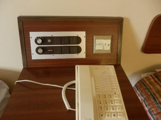The Godley Hotel: What a treat.. in the 70's! (of course no longer works.. remote supplied now.)