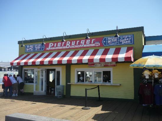 Pier Burger Santa Monica Restaurant Reviews Phone Number Photos Tripadvisor