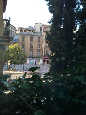 Casa Palacio Pilar del Toro Hotel: Vista desde la habitación 