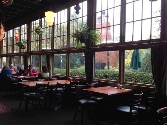 Photo of American Restaurant McMenamins Kennedy School at 5736 Ne 33rd Ave, Portland, OR 97211, United States