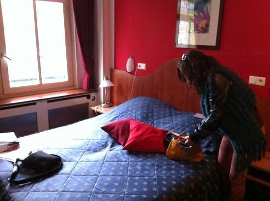 Hotel Monopole: la camera S